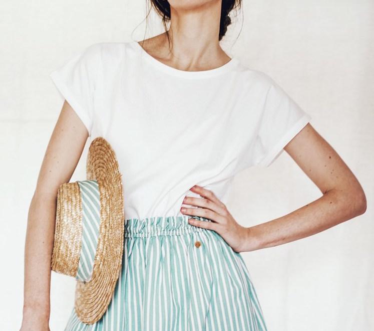 Tee-shirt mayway en coton bio