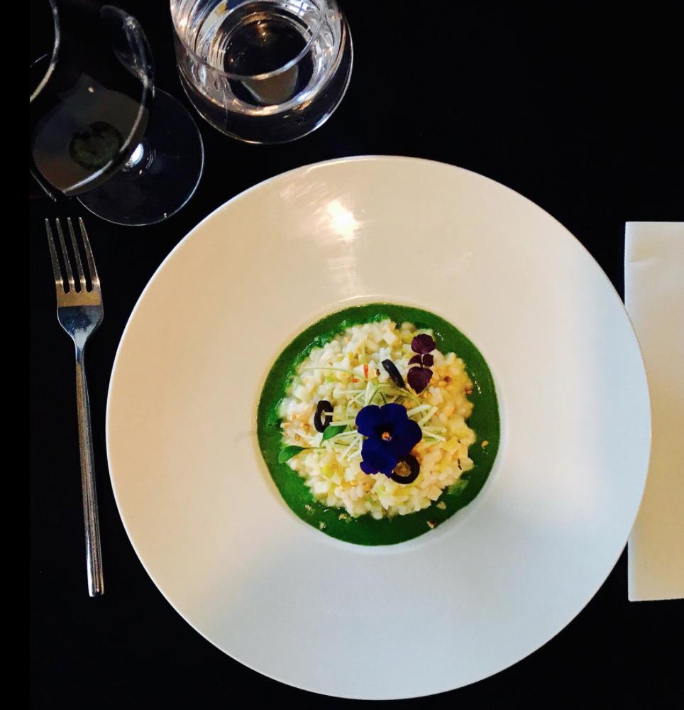 Gourmet Gentle resto vegan Paris
