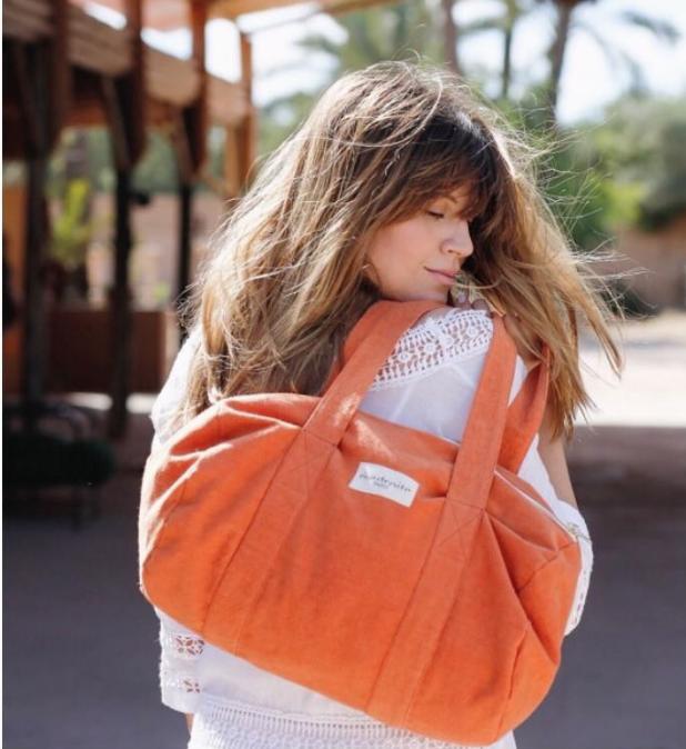 Rive Droite marque de sacs recycles vetement ethique eco gestes 0 déchet