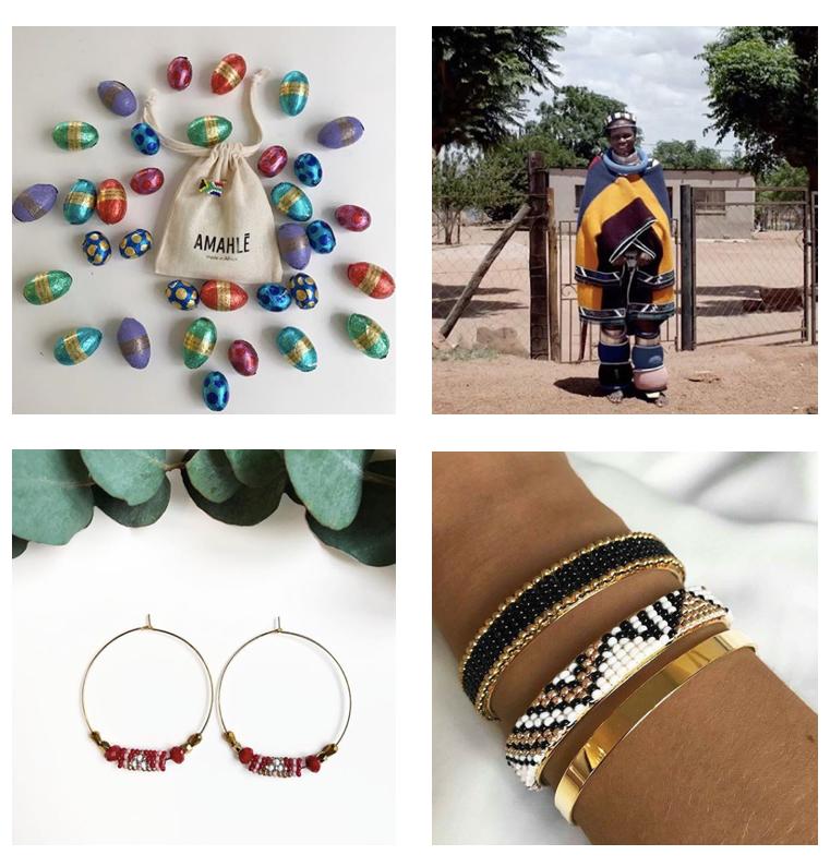 Amahle bijoux commerce equitable
