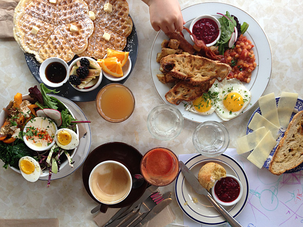 Ou bruncher Paris Bloom