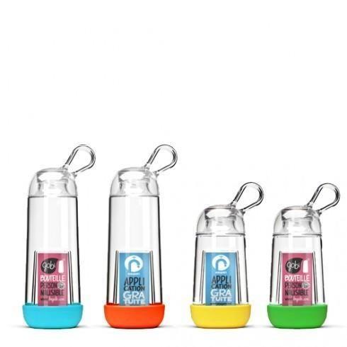 Quelle meilleure alternative aux bouteilles en plastique que la gourde ?