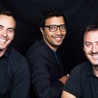 Mathieu, Younes et Pierre