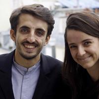 Julien Benayoun et Eva Sadoun