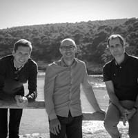 Simon, Tarek & Olivier