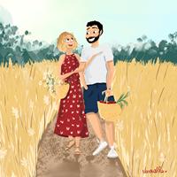 Marie & Alexandre