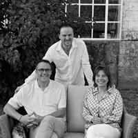 Catherine, Fabrice et Yan