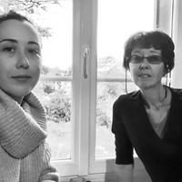 Patricia & Eva Garczynski