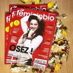 Abonne-toi au magazine Féminin Bio !