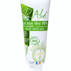 Gel d'aloe vera à 10 € pour l'été