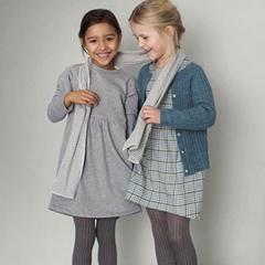 La mode enfants en coton bio