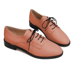 Derbies en cuir - Ina