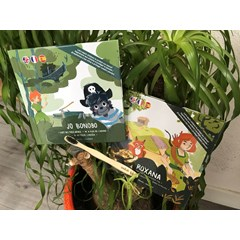 "Pack Duo ""Friends of the Forest"" 