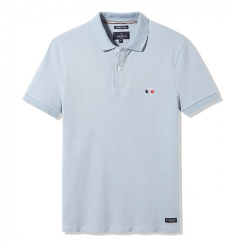 polo-bert-brode-gris-made-in-france-la-gentle-factory
