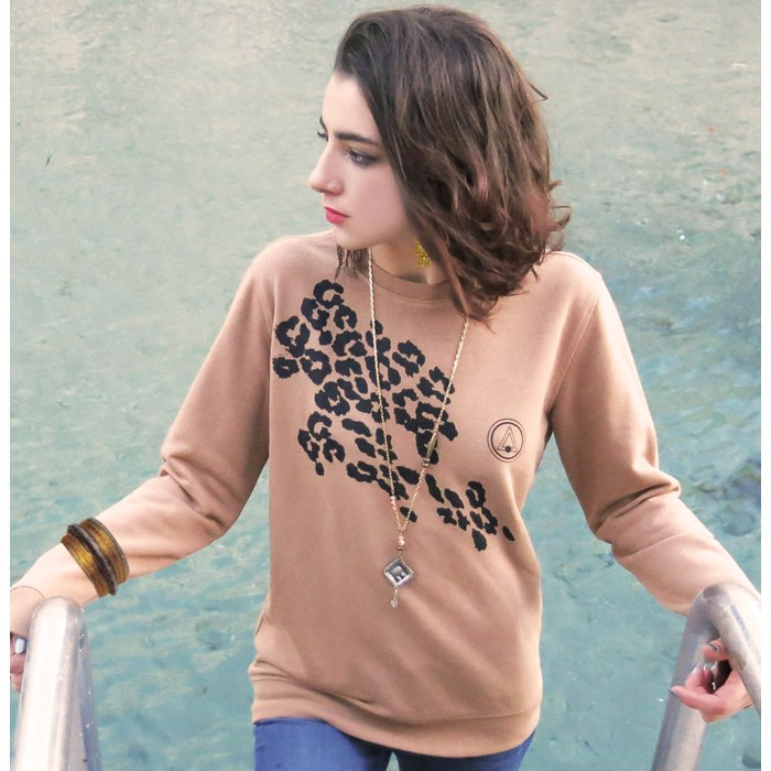 Sweat-shirt CAMEL LEO