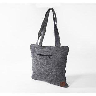 Latika Pierre - Tote bag en chanvre