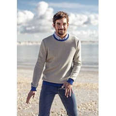 Pull VILLEGIATURE - Made in France - Coton Bio GOTS