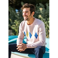 Pull CHATELAIN - Made in France - Coton Bio GOTS