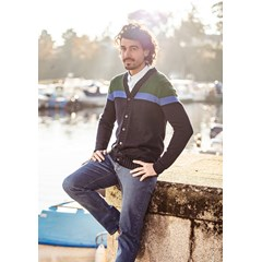 Gilet MANOIR - Made in France - Coton Bio GOTS