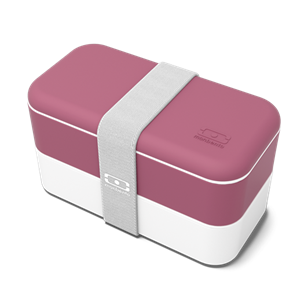 Lunchbox - Bento - Blush/ Blanc