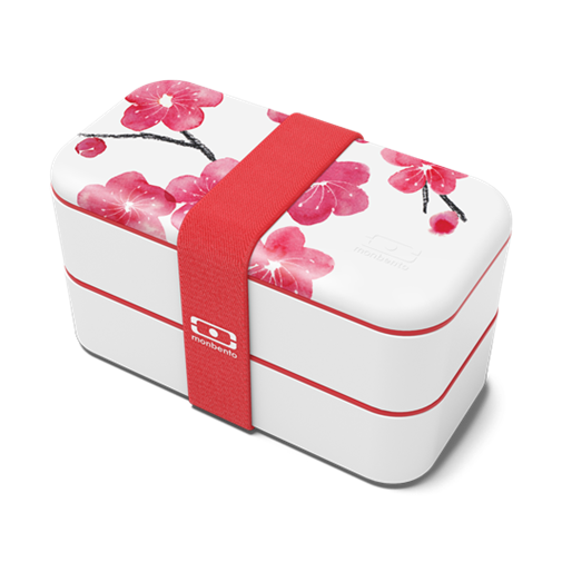 Lunchbox Bento Made in France - Blossom