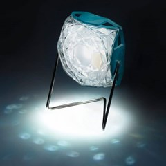 Lampe solaire portable - Diamond (support et cordon integrés)
