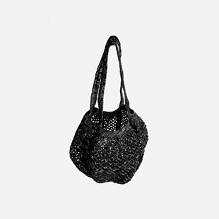 sac FILET noir #recycsacplastic