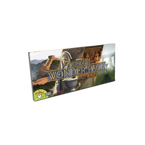 7 Wonders Extension Wonder Pack