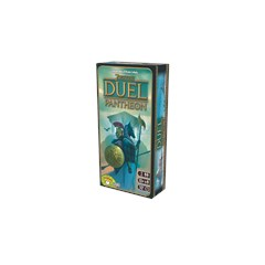 7 Wonders Duel Pantheon (Extension)