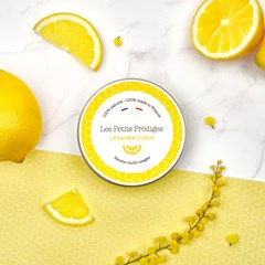 Baume naturel multi-usages - Citron