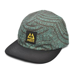 Casquette upcyclée 5 panels - Rapa Nui