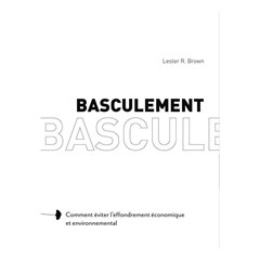 Basculement - Lester R. Brown