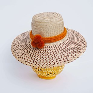 CHAPEAU ISLA ORANGE