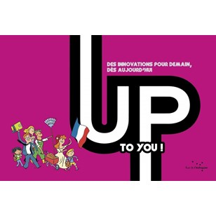 Up to you - Nicolas Froissard & William Elland-Goldsmith