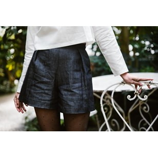 ABY - Short denim