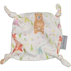 Doudou plat - Fox and Bear Multicolores