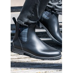 Boots MONTPLUIE - Made in France  Noir