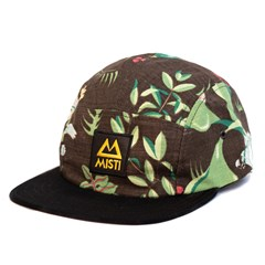 Casquette upcyclée 5 panels - Manaus
