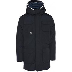 Parka Jacket Total Eclipse - Coton Bio -  Knowledgecotton Apparel