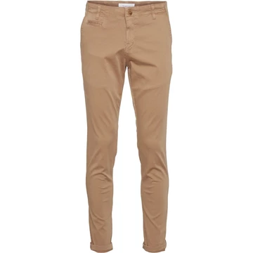 Chino Joe Slim Tuffet - Coton Bio - KnowledgeCotton Apparel