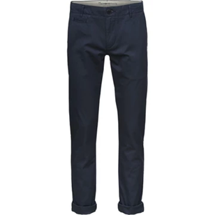 Chino Bleu - Coton Bio - KnowledgeCotton Apparel