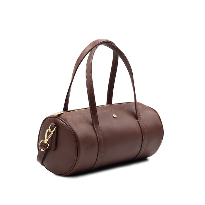 Sac Lou cuir marron 3