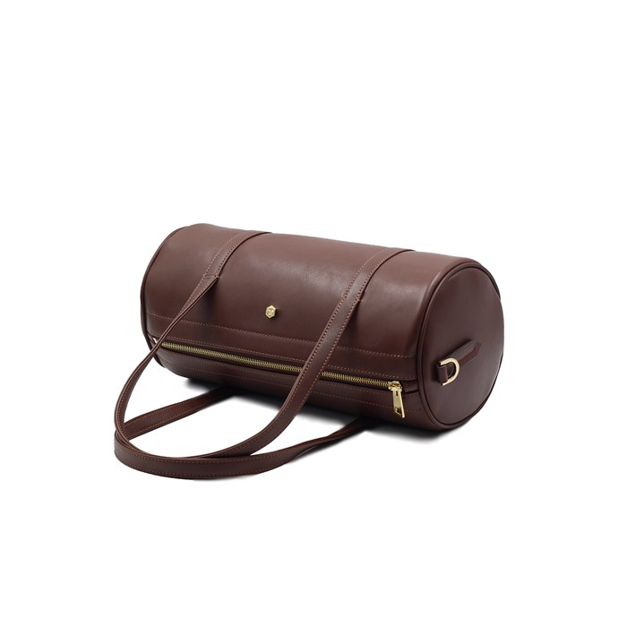 Sac Lou cuir marron 5