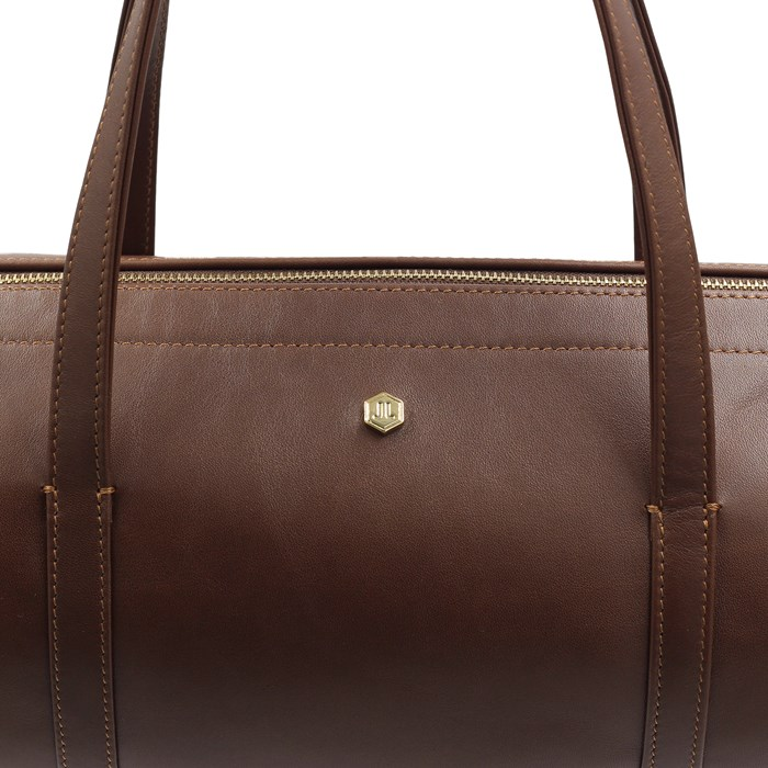 Sac Lou cuir marron 6