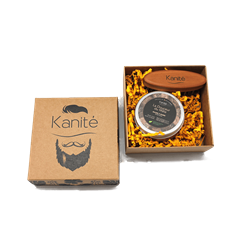 Coffret special barbe 100% naturel