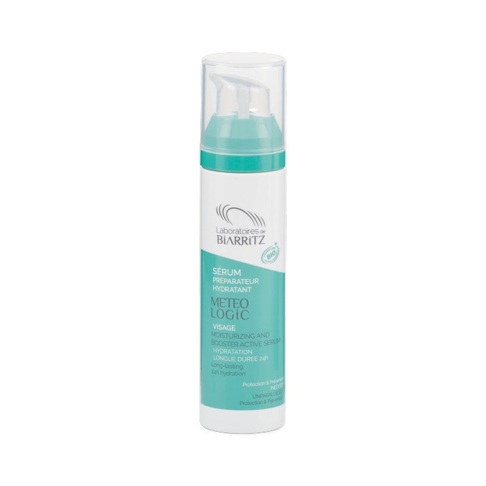 Serum hydratant réparateur bio visage - 50ml 2