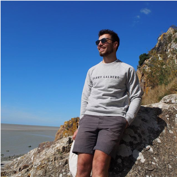 Sweat Shirt Col Rond - Homme 9