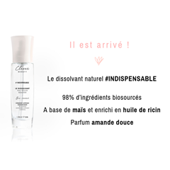 Dissolvant naturel #INDISPENSABLE