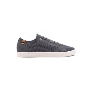 Saola chaussures éco responsables Cannon Knit Charcoal - Homme