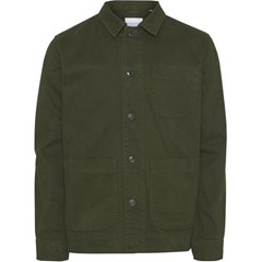 Veste Sur-chemise Forrest Night - Coton Bio - KnowledgeCotton Apparel